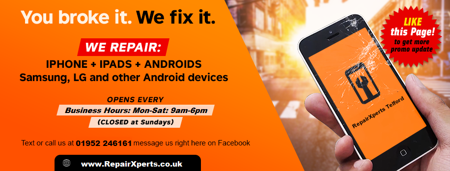 Mobile Repair in Telford